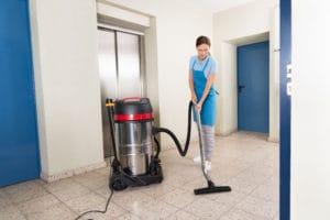 strojové čištění podlah Olomouc