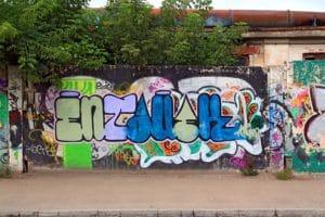 účinná ochrana před graffiti
