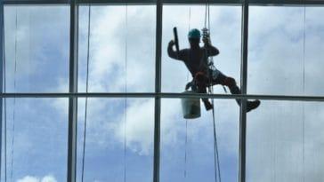 profesionální firma na mytí oken