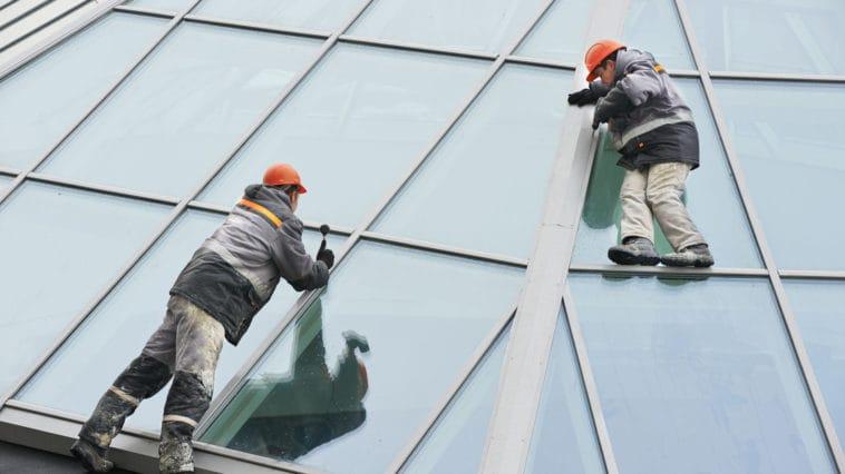čištění střešních oken