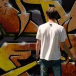 rychlé odstranění graffiti
