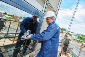 mytí oken i ve výškách