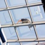 mytí oken, vikýřů a prosklených střech