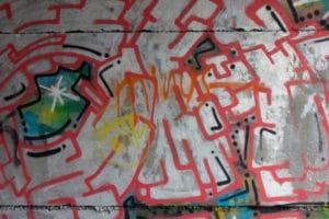 graffiti spreje