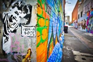 krásné graffiti