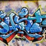 odstranění graffiti z betonových povrchů