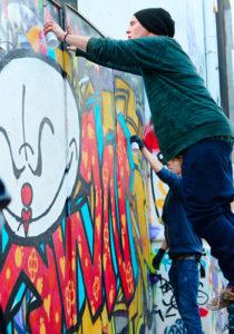 graffiti na nic