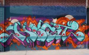 graffiti odstraňování