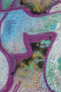 jak zničit graffiti