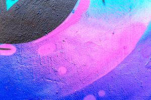 odstíny graffiti