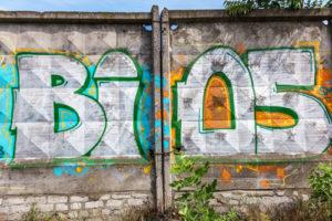 graffiti jsou všude