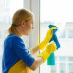 Mytí skleněných lodžií