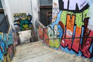 čím odstranit na graffiti