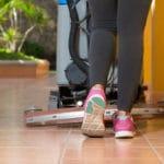 strojové čistenie podlahy