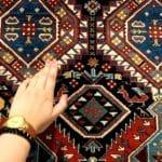 tipy čím vyčistit koberec