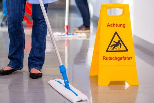 Havířov čištění podlah