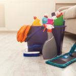 Upratovacia firma čistenie podláh