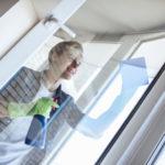 Profesionálne čistenie okien