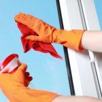 spreje na okná