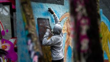 Anti graffiti ochrana fasád