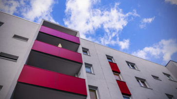 Odstranění plísní, fasády Praha