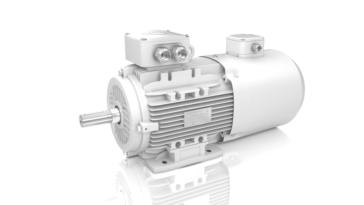 elektro motor s brzdou