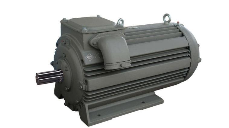 krouzkovy elektromotor