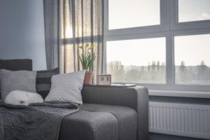 mytí okenní rámů