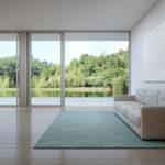 chemické čištění podlahy