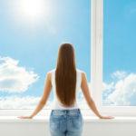 vyleštění oken