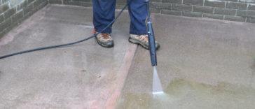 podlahy mytí