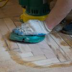 jak špinavou podlahu