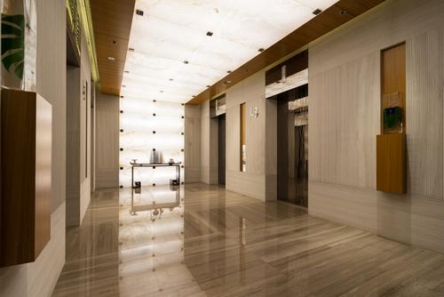 průmyslové čištění podlah