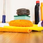 služby čištění podlahy