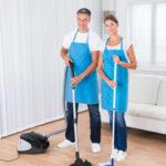 spolehlivá firma na čištění podlah