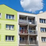Špinavá fasáda, čištění Ostrava