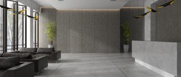 Umývání Brno, betonové podlahy